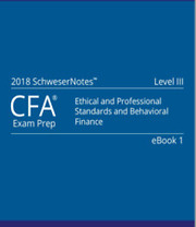 Kaplan Schweser CFA Level 1,  2,  3 2017-2018