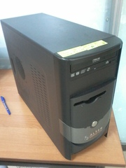 Два ядра Core 2 Duo E6420,  DDR2 2Gb,  HDD 160Gb