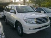 Toyota Land Cruiser 200 2008 года